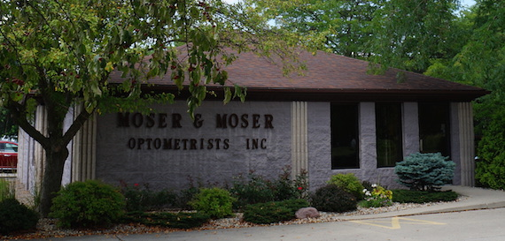 Moser and Moser Optometrists